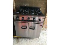 PARRY 6 Burner Gas Cooker