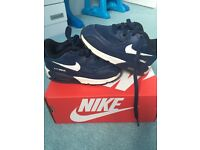 Nike air max infant so size 5.5