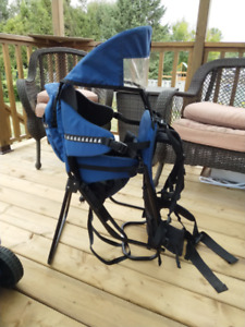 Child Carrier - MEC Backpack