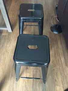 Industrial Style Stools and Swivel Style Stools - $50 EACH