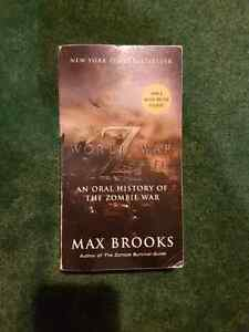 World war z book Cambridge Kitchener Area image 1
