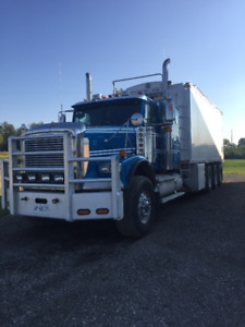 2008 Freightliner with Sleeper Cab