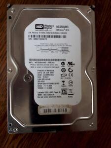 320Gb Western Digital hard drive for desktops
