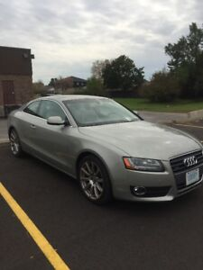 2011 Audi A5 Coupe Coupe (2 door)