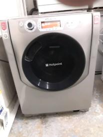 New / Other Hotpoint Aqualtis 11 KG Washing machine Model AQH3DA 6975
