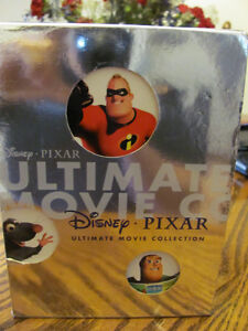 Disney Pixar Ultimate DVD Movie Set