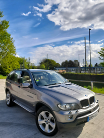2004 BMW X5 3.0D SPORT AUTO, FULL SERVICE HISTORY + LONG MOT BARGAIN!