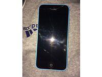 iPhone 5C Spare or Repair