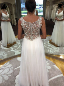 New Bridal gown size 10 Maggie Sottero