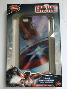 Disney Captain America Civil War iPhone 6/6s Case w/ Card Holder London Ontario image 1