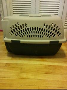 cage de transport pour chat ou chien