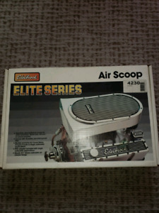 Edelbrock Elite Series Scoop