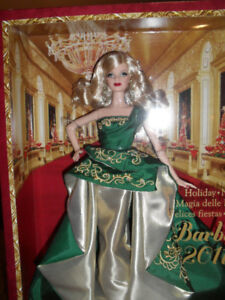 Holiday Barbie Doll 2011