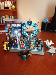 Lego dimensions starter pack plus characters