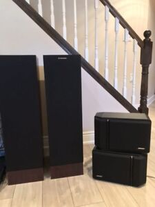 Pioneer Speakers for sell