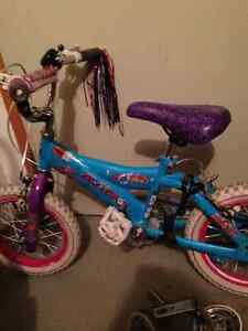 Bike for 4-5 year old girl
