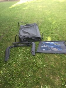 Jeep TJ soft top and other parts