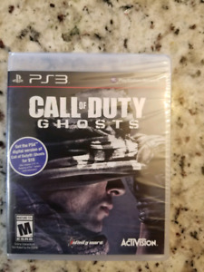 Call of Duty: Ghosts for ps3