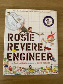 Children book Rosie Revere Engineer