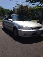 1999 Honda Civic Si $2200 today only!!