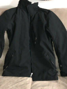 Firefly men's black jacket perfect condition