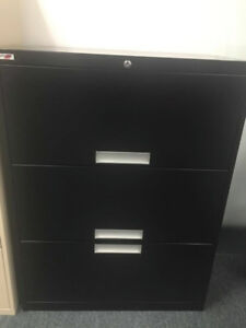 3 Drawer Lateral Filing Cabinet
