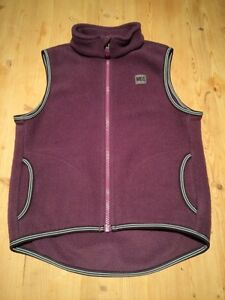 Girls Size 6 MEC Fleece Vest