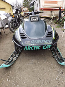 Arctic Cat 650 Wildcat