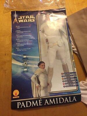 Star Wars Halloween Costume adult rubies padme amidala Med (Padme Amidala Halloween Kostüm)