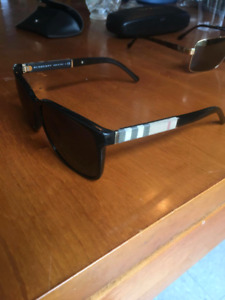 Authentic Burberry and Versace Sunglasses!