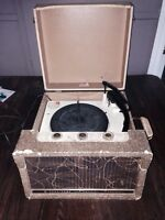 Antique Turntable (Record Player)
