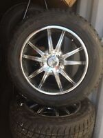 F-150 winter wheel & tire package