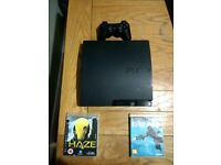 Ps3 with 2 game bundle