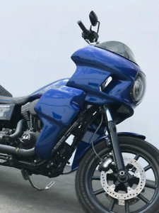 SAVE HUGE! Brand new never opened dyna FXRT faring kit