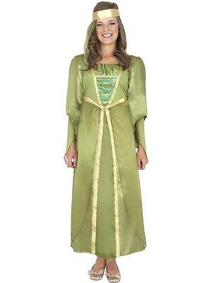 Mädchen Maid Marion Büchertag Kinderkostüme Maiden Verkleidung Outfit - Maid Marion Kostüm Kinder