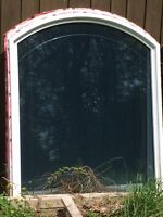 Beautiful Rounded Top Windows