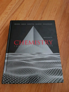 Chemistry - Brown - 12th edition