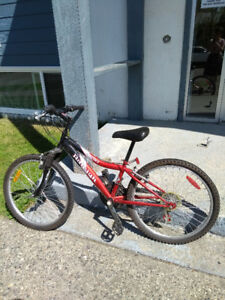 21-speed Bike - Good for an older kid or preteen