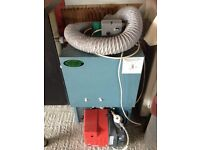 "GRANT ""EUROFLAME""CONDENSING CENTRAL HEATING BOILER"