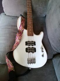 Dean Edge Custom Modified Relic Bass Guitar