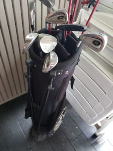Golf Clubs With Bag LEFT handed