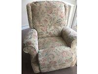 Raiser recliner arm chair