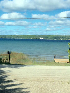 Wiarton waterfront Year round cottage/ house for rent