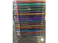 Reader's Digest Travels and Adventure series books