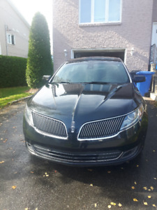 2013 Lincoln MKS ecoboost Sedan-**SUMMER DRIVEN ONLY**