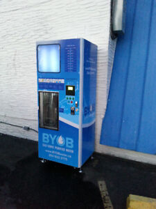 Water refilling Stations