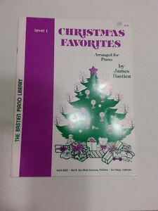 Christmas Piano Books Edmonton Edmonton Area image 1