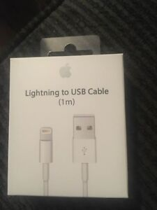 OEM Apple Lighting Cables Brand New