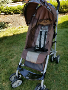 Graco travelite stroller in perfect condition