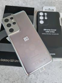 Samsung galaxy s21 ULTRA **NEW/SWAP **